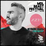 AZM @ MDL Beast Festival, Dec 21, 2019, Riyadh