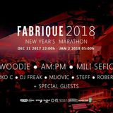 NYE Afterparty @ Fabrique