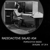 radioactive salad #34 (popscotch radio, 30.11.2016.)