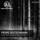 #BUPC004 - PIERRE DEUTSCHMANN