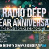 Waves of Sound with Deejay SedaN ~ Radio Deep 5 Year Anniversary Special Edition