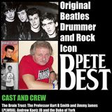 The Rock n' Roll Lawyer Show Pete Best Interview
