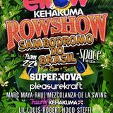 Pleasurekraft - Live @ Rowshow Sambodromo Do Brasil Space Ibiza (Spain) 2014.08.30.