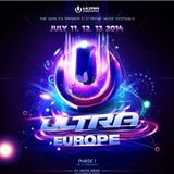 Fedde Le Grand live @ Ultra Music Festival (Split, Croatia) 11.07.2014