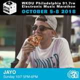 Jayo - 2018 WKDU Electronic Music Marathon