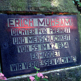 Erich Mühsams Tagebücher | Jahreswechsel 1915/1916 | WDR 3 Lesung (09.01.2016)
