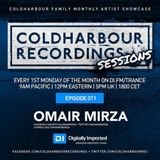 Omair Mirza  - Coldharbour Sessions 011 - 03-Nov-2014