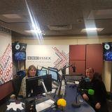 BBC Essex - Radio Waves featuring Phoenix FM's Paul Golder - 16 Jan 2019