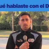 Rodrigo Chao, refuerzo de UAI Urquiza en el Programa 742 de UAI Deportiva