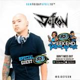 DJ Defcon - Q95.9FM Weekend Warm Up Mix - Quarantine Edition - Rico & Mambo Morning Show