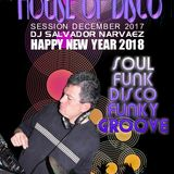 HOUSE OF DISCO SESSION DECEMBER 2018