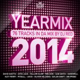 Yearmix 2014 - mixed by DJ RED