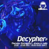 Decypher @ Drums.ro Radio (27.04.2017)