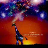 imagine to sun set of shangri-la mixed by DJ ARK