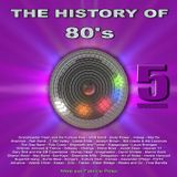 THE HISTORY OF 80's volume 5