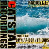 CATSTAR RECORDINGS RADIO SHOW 150