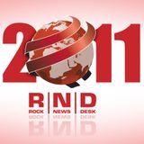 Rock News Desk 2011 Round Up!