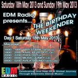 MuSiC JuNkY Live @ The EDM Radio Birthday Weekender!