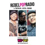 Kue Live in the Mix on Rebel Pop Radio on Wild 94.9 - 1.20.18