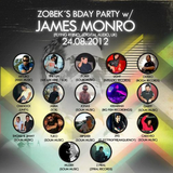 dJMS - Live @ Zobek's Birthday Event in Mexico City