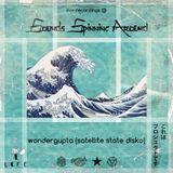wondergupta (satellite state disko) @ søunds spinning arøund, life, london, uk - 5/12/2015
