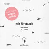 zeit für musik -  31.10.18 - marcus golling