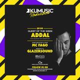 Kumusic Radioshow Ep.199 - Guest of the week: Addal