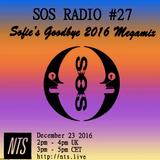 SOS Radio - 23rd December 2016
