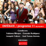 ENTÉRATE / programa 11