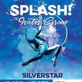 Renos Spanoudes interviews Matthew Cook about Splash! The Water Circus