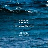 #135 Dr.Rob w/ Hamon Radio 2nd Session @ Ginfest Tokyo 2019 , Tennozu Harbar Market