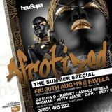 IC - LIVE AT AFROTIZED SUMMER PARTY
