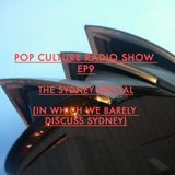The Pop Culture Radio Show ep9