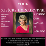 July Featured Sister of Hope - Karen Maag
