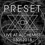 Live At Alchemist 03052018