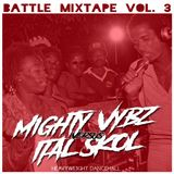 Mighty Vybz vs Ital Skol - Battle Mixtape vol. 3 HEAVYWEIGHT DANCEHALL