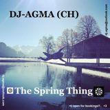 DJ-AGMA (CH)  The Spring Thing     29.03.2016