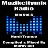 Marky Boi - Muzikcitymix Radio - Mix Vol.6