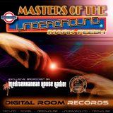 MASTERS OF THE UNDERGROUND VOL.3 - MARK FEESH - EXCLUSIVE AT MEDITERRANEAN HOUSE RADIO