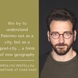 "Sonono Radio Show at Art Rotterdam - ""Urban setup for Palermo""  with Ippolito Pestellini Laparelli,"