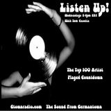 Show 303: The Top 100 Artist Played On Listen Up 24-1