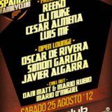 REEKO - Live @ Summer Spanish Family Club, Toledo (25.08.2012)