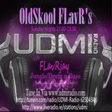 OldSkool FLavRs on UDMI Radio 23-April-17