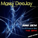 Massy DeeJay - TechTrance Vibes June 2k14