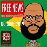 FREE NEWS /// Octobre 2019