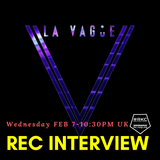 @lavague_music  - @RadioKC - Paris Interview FEB 2018