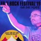James Baseley's GAN BAN FUJI ROCK VIBES Mix 2019
