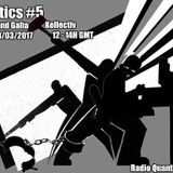 HERETICS #5 by Diana Policarpo - Guest Mix - Presented by Pil & Galia Kollectiv (08/03/2017)