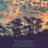 Teckdek November studiomix