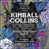 Warm up set for Kimball Collins at Do Not Sit On The Furniture 12.9.16